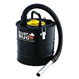 Wolf DUST BUG Ash Vac Vacuum Cleaner Debris Collector 20 Litre Capacity 230V 600W