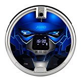 JISIWEI S+ Automatic Vacuum Cleaner Robotic Smart Intelligent Floor Cleaner Cleaning Robot with 1080p Camera WiFi Infrared/APP Remote Control