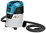 Makita VC2512L vacuum cleaner - vacuum cleaners (Drum, Home, Carpet, Hard floor, Black, Blue, Metallic, Dry&Wet)