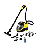 KARCHER SV 1902 premium class steam vacuum cleaner 2300W motor Water filter + EPA filter (European Version)