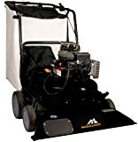 McCulloch Garden Vac, Petrol Briggs & Stratton 4 Stroke Engine, Large Cpacity Bag, Heavy Duty Impellor
