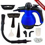 Exclusive Handheld Master Multi function Steam Cleaner, Sanitizer with Safety Lock for Stains, Carpet, Car Removals UK PLUG
