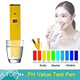 Bluelover Pocket Digital PH Meter Test Pen TDS Tester Multifunction Water Quality Tester