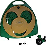 15M Garden Hose with Reel & Spray Gun Kit