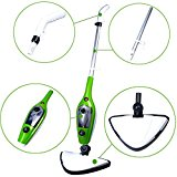 11 in 1 Steam Cleaner Mop Hand Held Window Carpet garment floor rugs Cleaner Mop