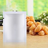 Sypure(TM) Hot 100pcs Aluminum Foil Mylar Bag Vacuum Sealer Food Storage Package Pouches New