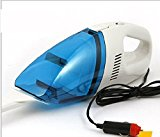 YOKIRIN Car Wet & Dry Rechargeable Handheld Vacuum Cleaner with Nozzle and Crevice Tool