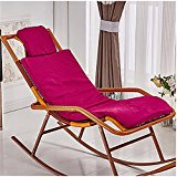 New day-Rattan Rocking Chair Cushion Lying Chair Cushion Rocking Chair Cushion Cradle Chair Cushion , b